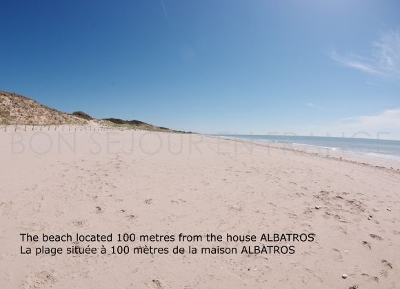 Albatros - holiday rental in La Couarde
