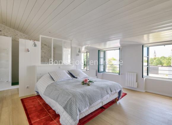 Aragon - location à La Couarde