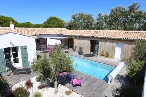 Brigitte - holiday rental in La Couarde
