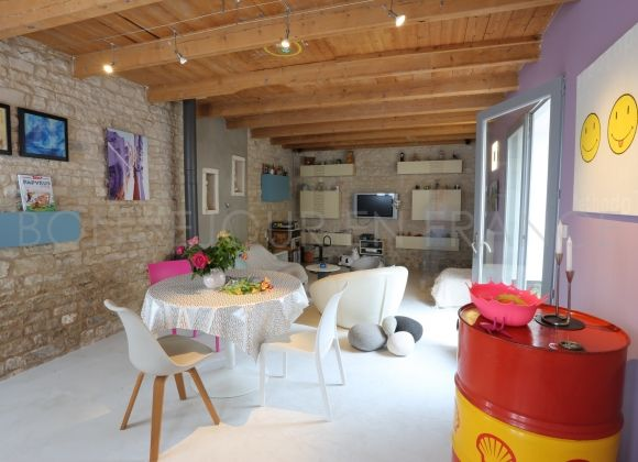 Bulles - holiday rental in Sainte-Marie-de-Ré