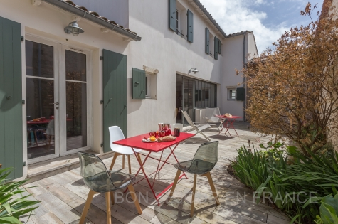 Calisson - holiday rental in La Flotte-en-Ré