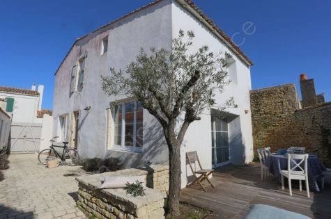 Clara - holiday rental in Loix
