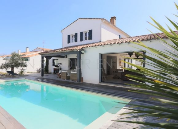 Clarice - holiday rental in La Couarde