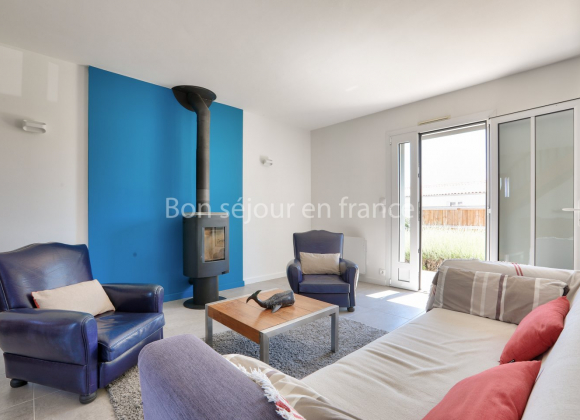 Location cottage avec piscine sur l 39 ile de r ecume for Location avec piscine ile de re