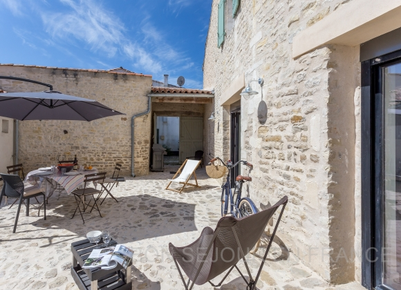 Elicia - holiday rental in La Flotte-en-Ré