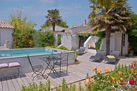 Folies - holiday rental in La Couarde