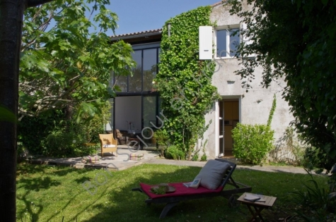 Lilas - holiday rental in La Couarde