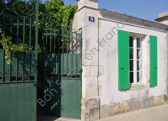 Lilas - location à La Couarde