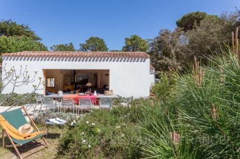 Mimosa - location à Saint-Clément-des-Baleines