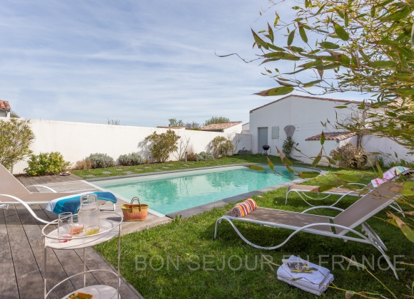 Location villa avec piscine sur l 39 ile de r ondine for Location villa piscine ile de france
