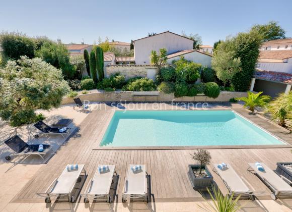 Location Villa Avec Piscine Sur L 39 Ile De R Perle