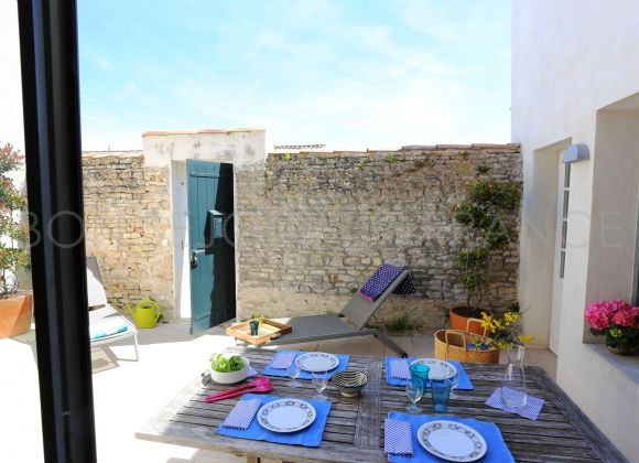 Plume - holiday rental in La Couarde