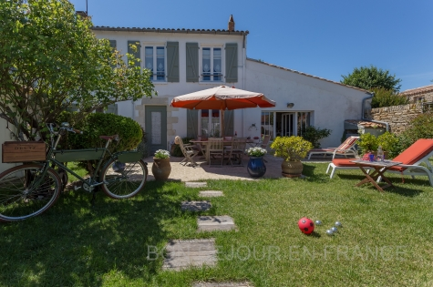 Toscane - holiday rental in Saint-Martin-de-Ré