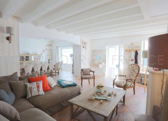 Turquoise - holiday rental in La Flotte-en-Ré