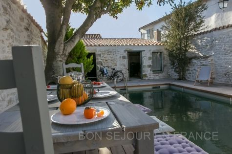 Abricot - holiday rental in La Flotte-en-Ré