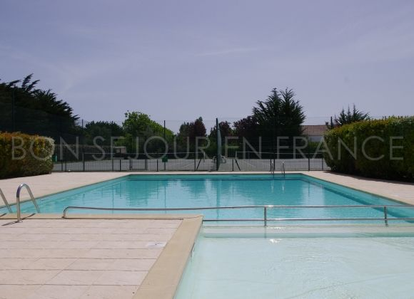 Albatros - holiday rental in La Couarde