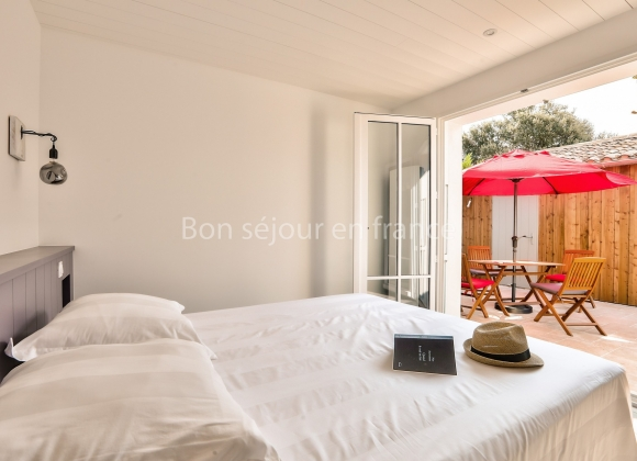 Alcea - holiday rental in Le Bois-Plage