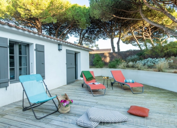 Antigone - holiday rental in Le Bois-Plage
