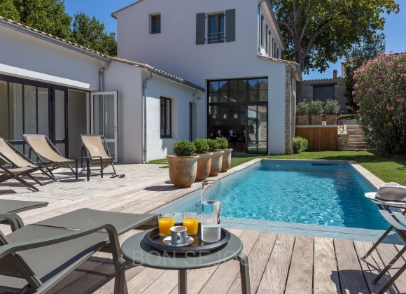 Holiday rental Villa with pool on the Ile de Ré (Archibald)