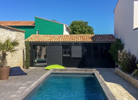 Astrid - holiday rental in La Couarde