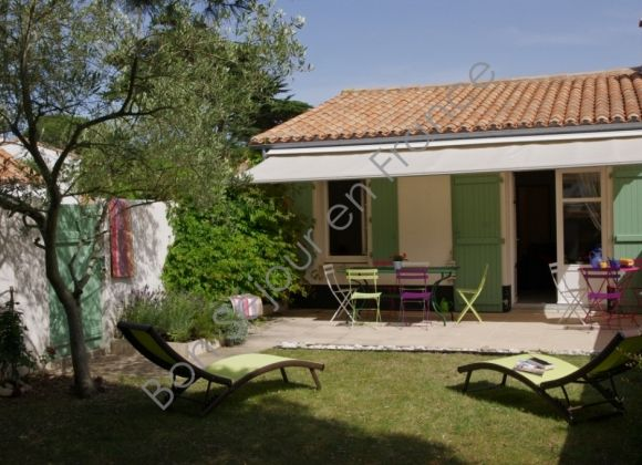 Avocette - holiday rental in La Couarde