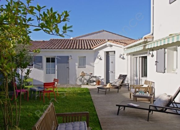 Azur - holiday rental in La Couarde