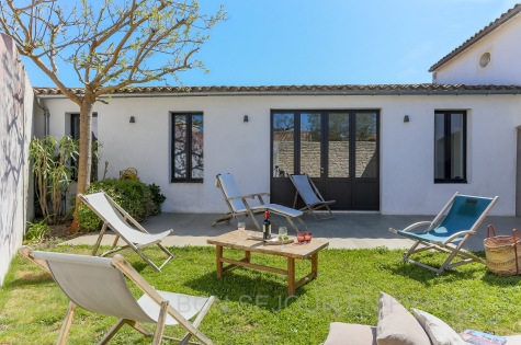 Babord - holiday rental in Le Bois-Plage