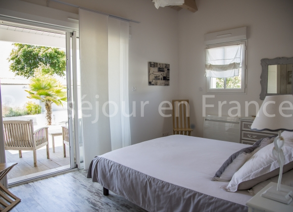 Basilic - holiday rental in Le Bois-Plage