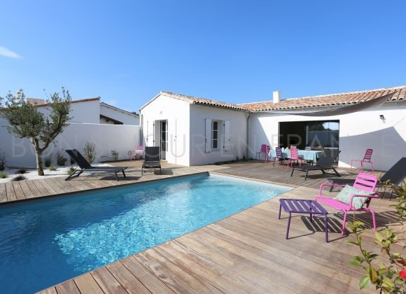 Brigitte - holiday rental in La Couarde