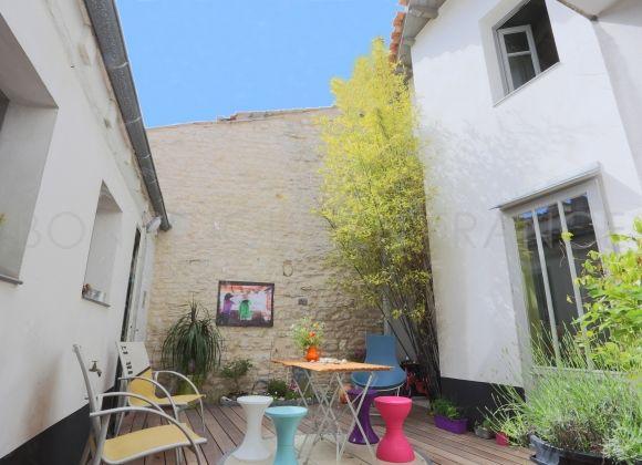 Bulles - holiday rental in Sainte-Marie-de-Ré
