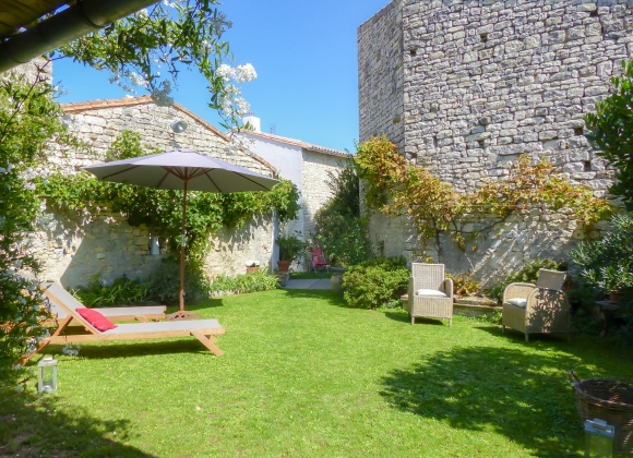 Camelia - holiday rental in Sainte-Marie-de-Ré