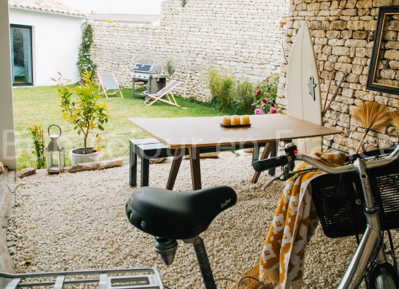 Ethnic - holiday rental in Sainte-Marie-de-Ré