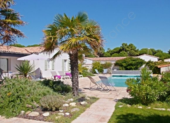 Hippocampe - holiday rental in Le Bois-Plage