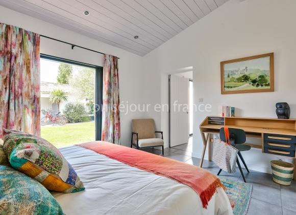 Lenvol - holiday rental in Le Bois-Plage