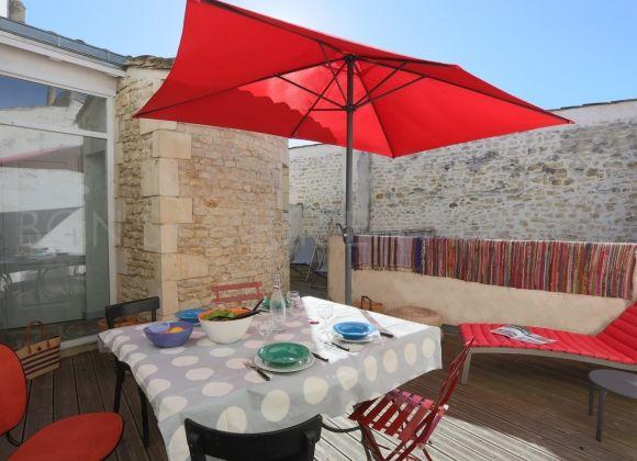 Loft - holiday rental in Ars-en-Ré