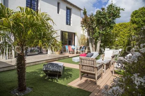 Lotus - holiday rental in Saint-Martin-de-Ré
