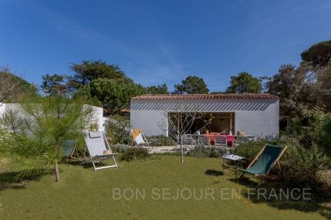 Mimosa - location à La Couarde