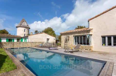Moulin - holiday rental in Loix