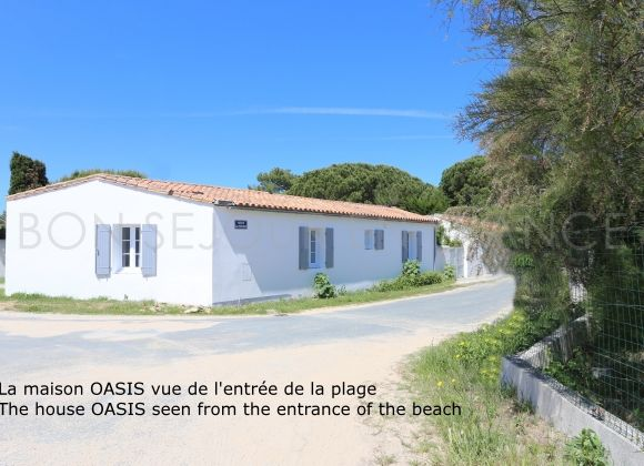 Oasis - holiday rental in Les Portes-en-Ré