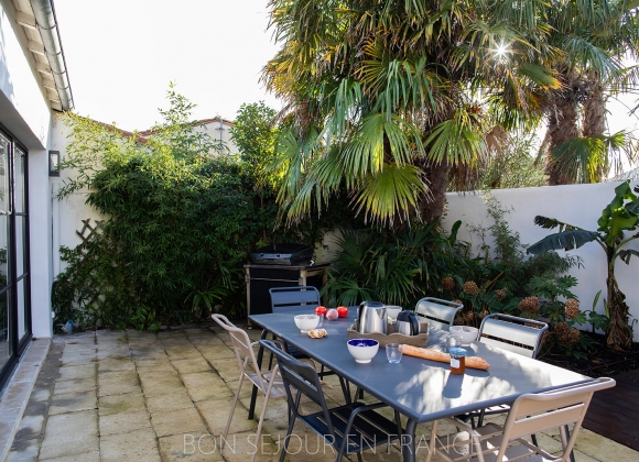 Palmier - holiday rental in Les Portes-en-Ré
