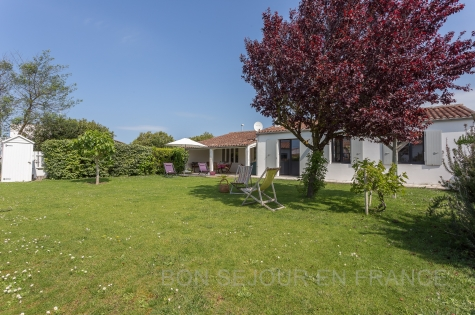 Papillon - holiday rental in La Couarde