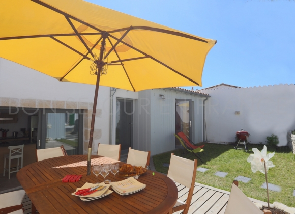 Patio - holiday rental in La Flotte-en-Ré