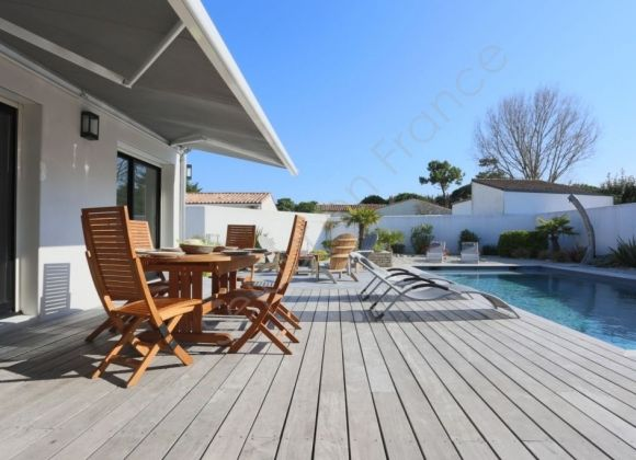 Rivage - holiday rental in Le Bois-Plage