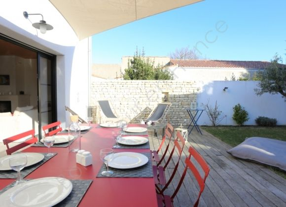 Seven - holiday rental in Loix