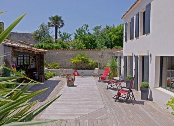 Sirene - location à Saint-Martin-de-Ré