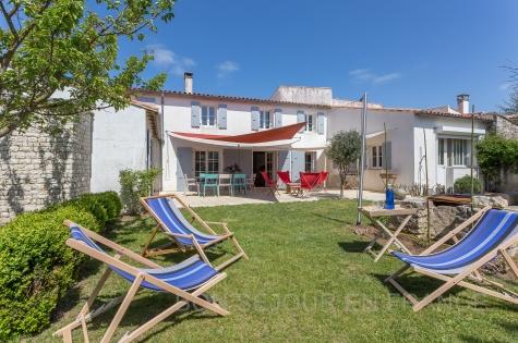 Tofinou - holiday rental in Sainte-Marie-de-Ré
