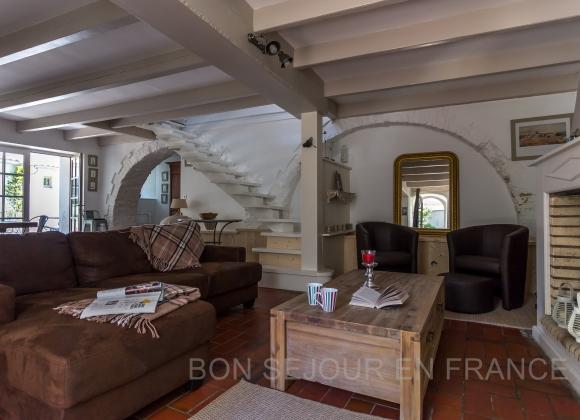 Tonia - location à Saint-Martin-de-Ré