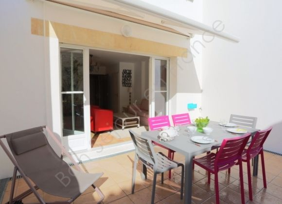 Topaze - holiday rental in Saint-Martin-de-Ré