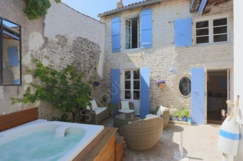 Turquoise - holiday rental in La Flotte-en-Ré