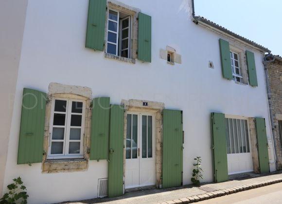 Turquoise - location à La Flotte-en-Ré